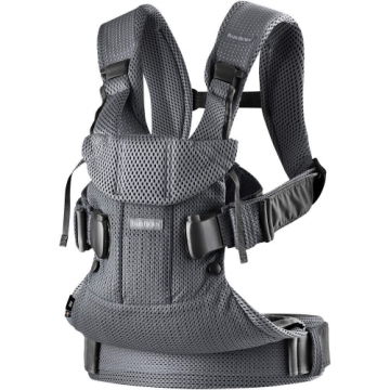 BABYBJÖRN Baby Carrier One Air Anthracite 098013