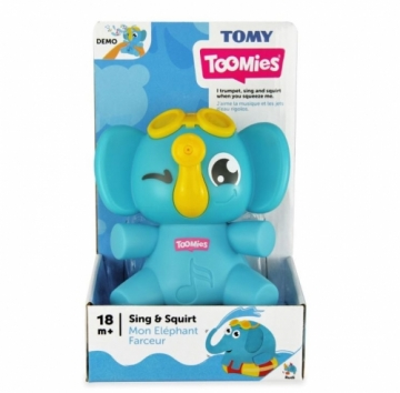 TOMY musical bath toy Sing and Squirt, E72815