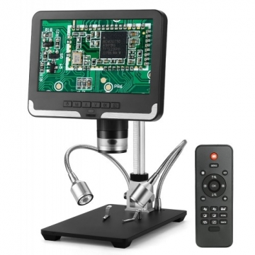Levenhuk DTX RC2 Remote Controlled Microscope