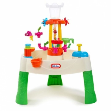 Littletikes Fountain Factory Water Table