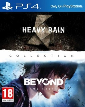 Sony PS4 Heavy Rain and Beyond Two Souls Collection