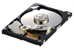 HDD, SSD image