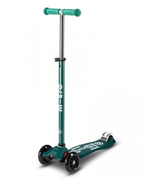 Europlay Micro - Maxi Scooter Deluxe ECO - Green