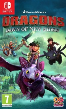 Outright Games SWITCH DreamWorks Dragons Dawn of New Riders