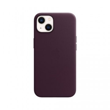Apple iPhone 13 Leather Case with MagSafe - Dark Cherry